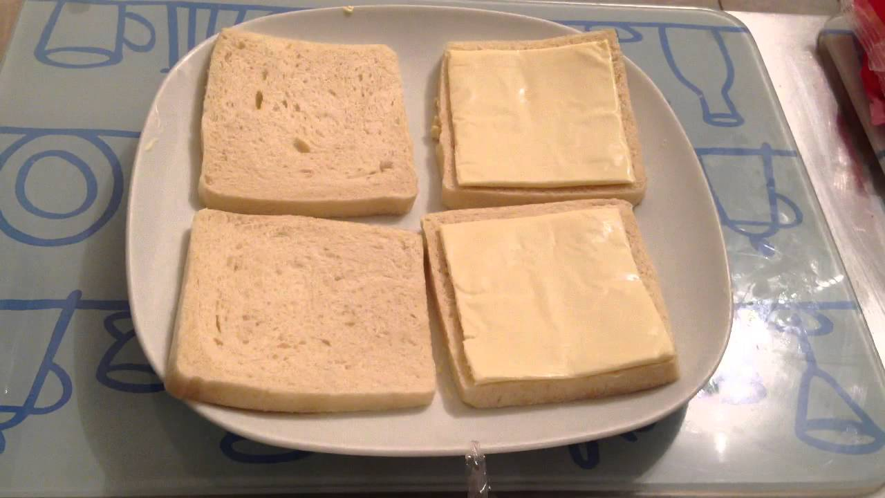 Faire un croque monsieur sandwich grill youtube - Sachet cuisson croque monsieur grille pain ...