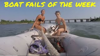 Boat Fails of the Week for May 18 2020 - Brought to you by Haulover Inlet