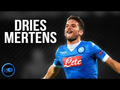 Dries Mertens | Goals, Skills, Assists | 2016 | SSC Napoli (HD)