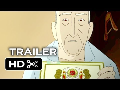 Wrinkles Official Trailer (2014) - Tacho González Spanish Animation Movie HD