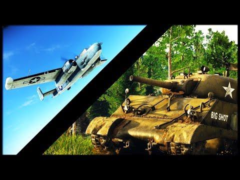 BIG GUNS, LOW TIERS | Combo Time (War Thunder Gameplay) #1