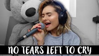 Download Lagu No Tears Left To Cry - Ariana Grande (cover) Gratis STAFABAND