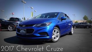 2017 Chevrolet Cruze LT 1.4 L Turbo 4-Cylinder Review