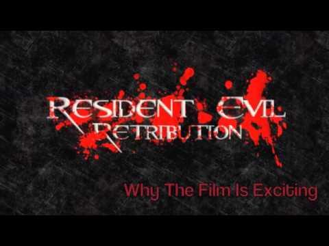 Resident Evil: Retribution [Set] Interview ~ Oded Fehr