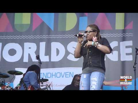 Stephen Marley Live At Festival Mundial 2012 - No Cigarette Smoking video