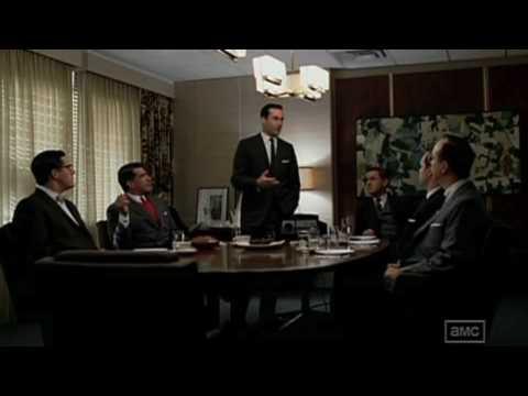 American English Imitation Exercise: Mad Men