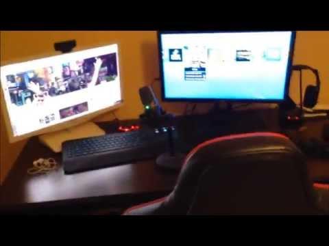 ESPECIAL 2 MILLONES DONDE SE HACEN MIS VIDEOS SETUP DE MI HABITACION sTaXxCraft