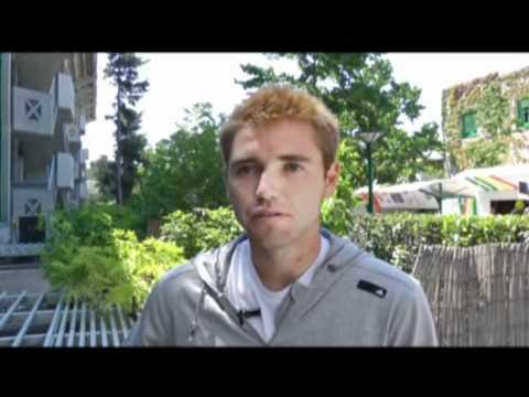 2011 全仏オープン: Bjorn Fratangelo
