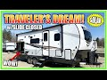 This Azdel RV is PERFECT for Traveling!! 2021 Rockwood 2507S