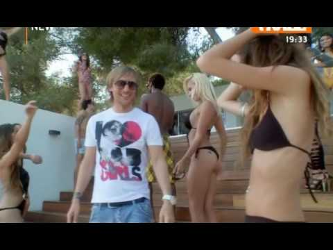David Guetta ft. Akon - Sexy Bitch (official Video HD)