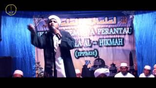 Tausiyah Al Habib Ahmad bin Muhdor Al Atthas di SAFARI DAKWAH - BULAKELOR BERSHOLAWAT