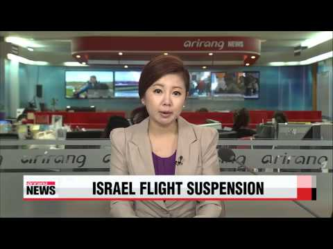 U.S., European flights bound for Israel halted by aviation regulators