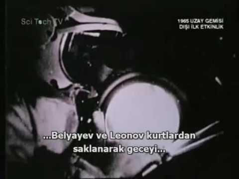 Belgesel - 1965 Uzay Gemisi Dışı İlk Etkinlik
