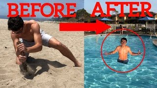 """Download Lagu HOW TO BE """"PRIMITIVE SURVIVAL TOOL"""": BUILDING A SWIMMING POOL WITH MY BARE HANDS!!! Gratis STAFABAND"""