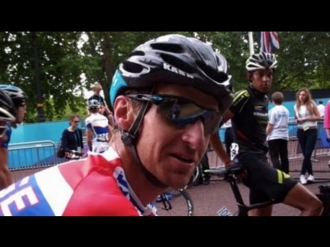 Worlds Best Cyclists in Olympic Test Race