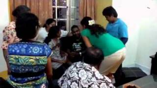 Kanchana - Making of kanchana spoof by Dubasss Famili