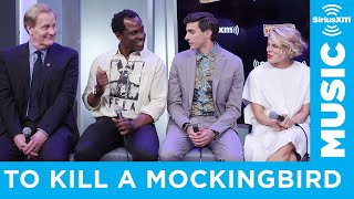 Cast of 'To Kill A Mockingbird' Talks About their Rehearsal Process