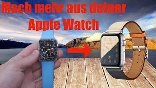 Mach mehr aus deiner Apple Watch !