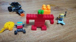 Trò chơi lắp ráp lego robot siêu nhân biến hình