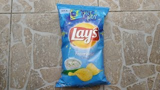 680fps - Airsoft vs Lay's Chips