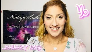 ♑ Capricorn January 2019 - Astrology Horoscope by Nadiya Shah