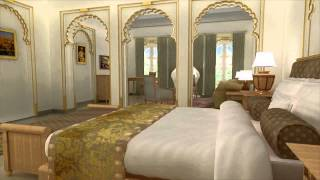 Jaipur City Palace 3d Animation