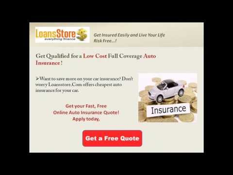 Find Low Cost Auto Insurance Companies Online