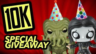 10K Subscriber GIVEAWAY + ENDING EXPLAINED FAQs Answered!!