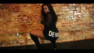 Spice- Back Bend Official Video Choreo by Raheem Harrington