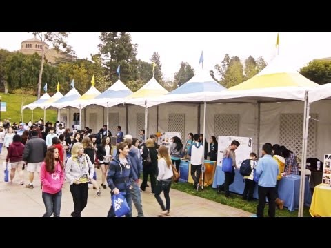 UCLA Bruin Day 2013