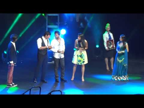 STR Jeeva & Trisha dance  Wembley - MM8 Final