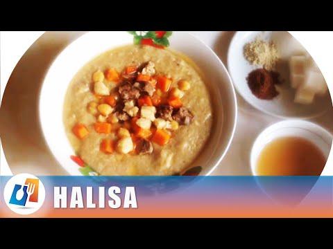 Очень редкое и вкусное блюдо - Халиса/Halisa. Бухарская кухня. Бухоро туй 2017 Халим/Halim