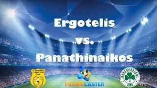[Ergotelis vs. Panathinaikos Preview and Prediction] Video