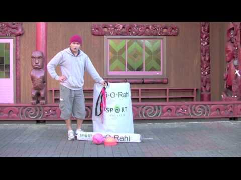 Ki-O-Rahi Instructional Video - Part 1