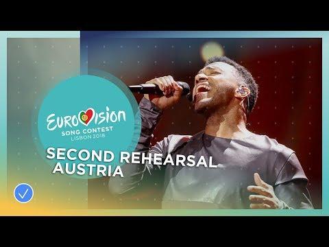 Cesár Sampson - Nobody But You - Exclusive Rehearsal Clip - Austria - Eurovision 2018