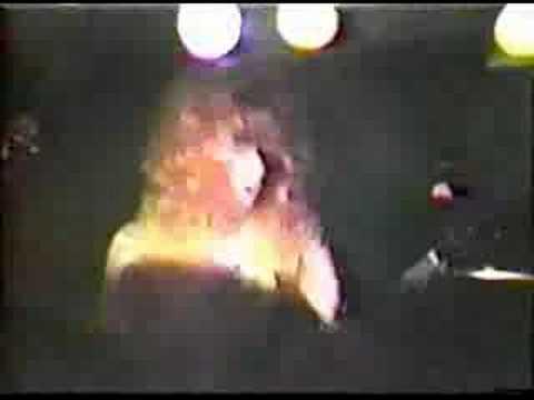 Megadeth - 1986 - My last Words