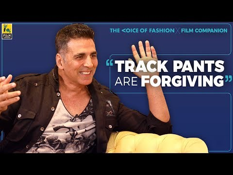 Akshay Kumar | The Voice of Fashion | Film Companion thumbnail