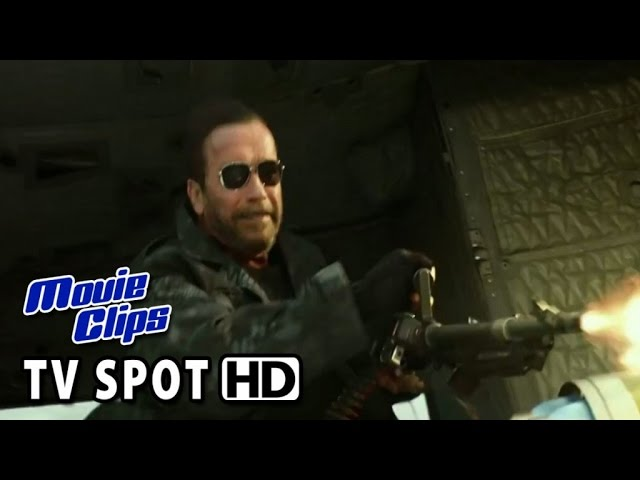 THE EXPANDABLES 3 In cinemas now Official Spot (2014)