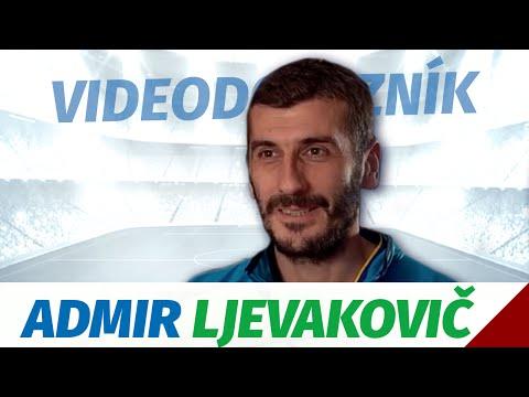 Videodotazník - Admir Ljevakovič