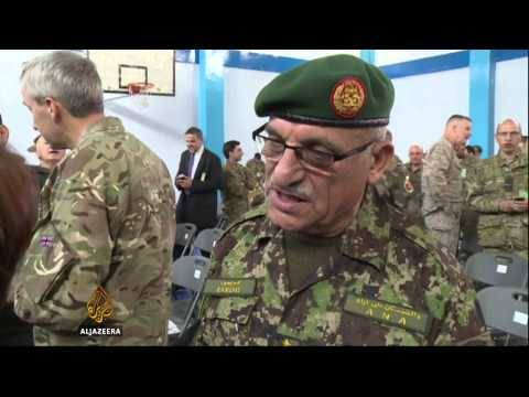 NATO's Afghanistan mission comes to end