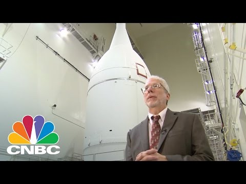 NASA to Launch Orion Space Capsule | CNBC