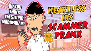 INSANELY HEARTLESS IRS TAX SCAMMERS - Ownage Pranks