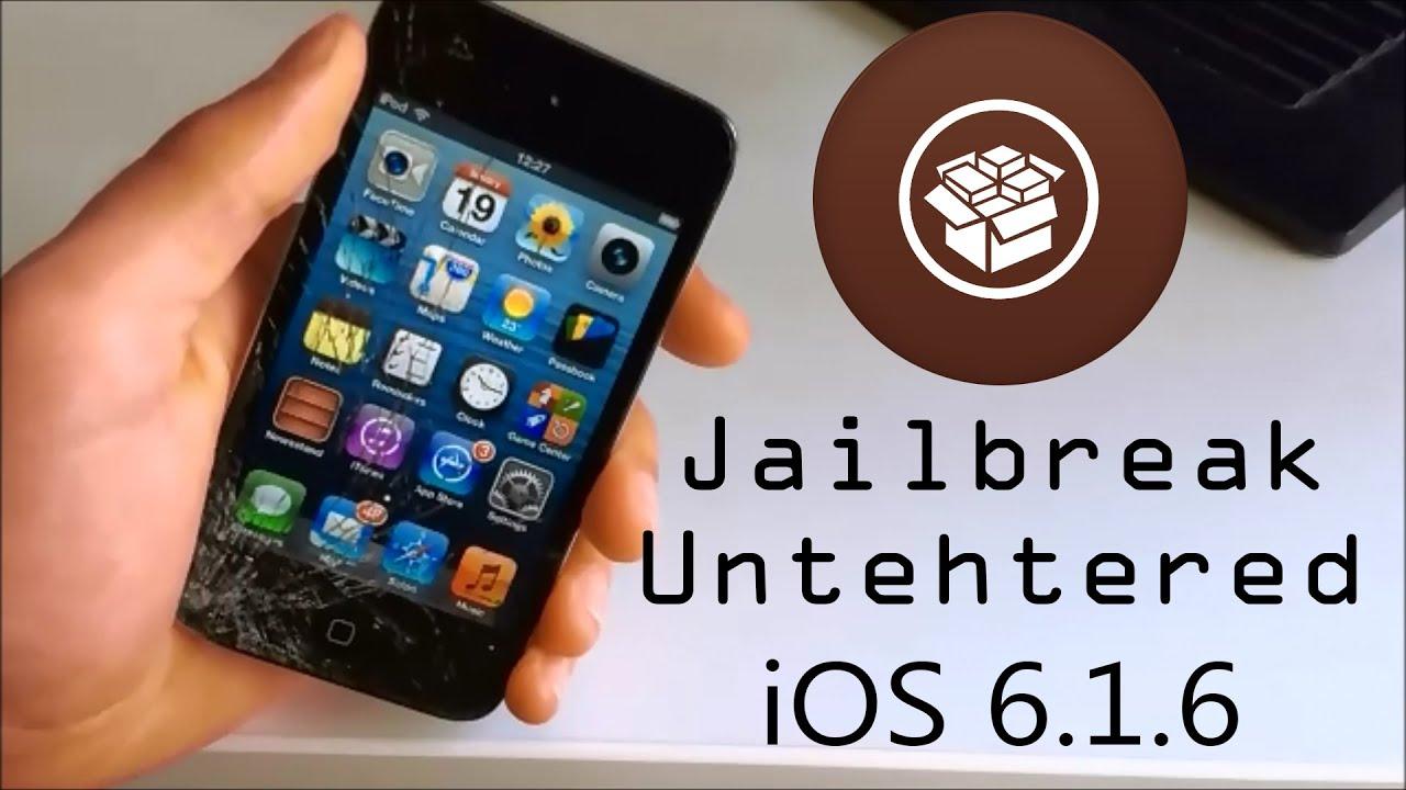 Ipod Ios 6.1.6 Ios 6.1.3/6.1.5/6.1.6
