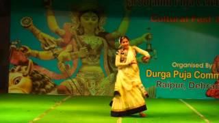 DURGA PUJA-2016 AT RAIPUR, DEHRADUN (PART-10)