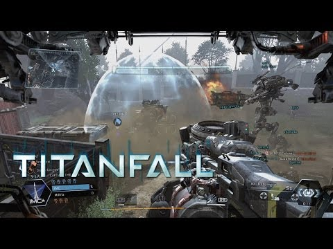 Capture the Flag - Titanfall on Xbox 360 - Gameplay