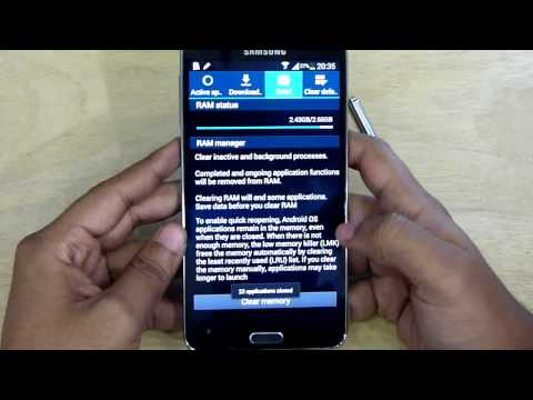SPEED UP your GALAXY NOTE 3!!   Some useful tips