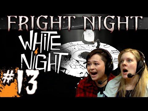 FRIGHT NIGHT: White Night (#13) Secret Underground Lair