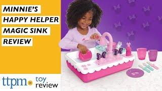 Minnie's Happy Helper Magic Sink Set from Just Play