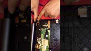 "Lenovo Yoga Tab 3 10.1""  Replacing Battery"