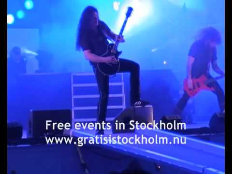 Hammerfall - Hearts On Fire, Live at Love Stockholm 2010, 11(11)